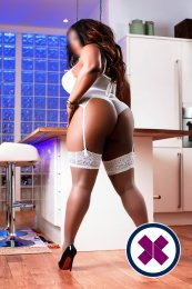 Ebony Candy is a hot and horny Ghanaian Escort from London