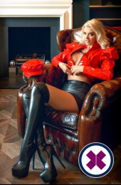 Aris is a hot and horny Slovak Escort from London