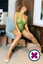 Nicole is a top quality British Escort in Cardiff