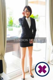 Lydia is a sexy Japanese Escort in Manchester