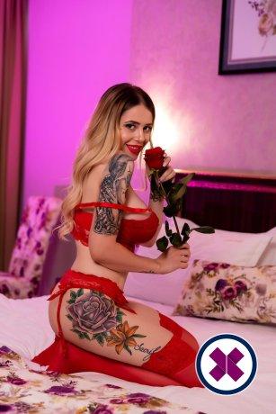 Rossalia is een super sexy Cypriot Escort in Stockholm