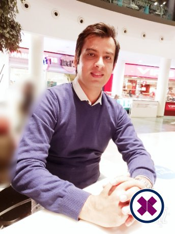 Brayan is a super sexy Spanish Escort in Akershus