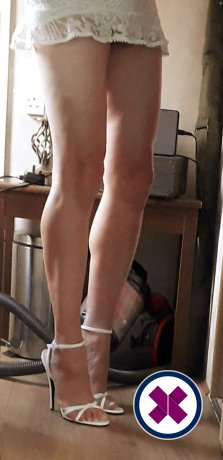 TV Charlotte is a hot and horny English Escort from Bexley
