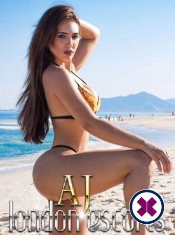 Angel is a high class Russian Escort Westminster