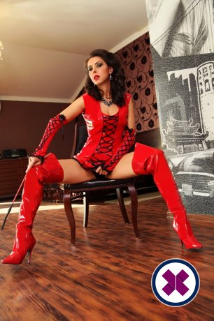 Domina Mistress Lana is a super sexy Latvian Escort in Stockholm