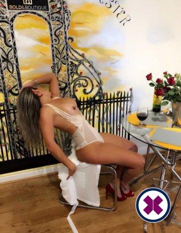 Manuela  is een van de beste masseurs / masseuses in Camden. Boek vandaag een afspraak