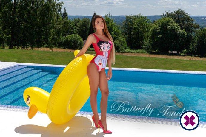 Anabella is a sexy Slovenian Escort in Royal Borough of Kensingtonand Chelsea