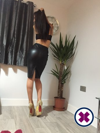 Book a meeting with Hot Aniela in London today