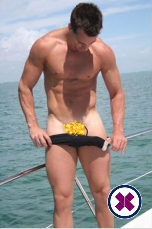 Adonis is a hot and horny Greek Escort from Westminster