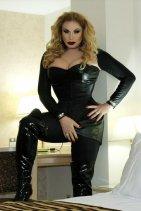 TS Brigitte Von Bombom - escort in London