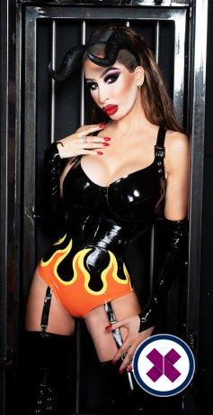 Mistress Eve is een top kwaliteit British Escort in Westminster