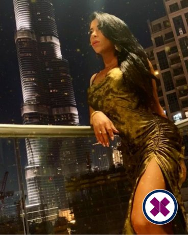 Giullieta Borges TS is a hot and horny Brazilian Escort from Liverpool