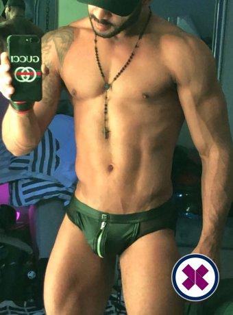 Jorge is a super sexy Brazilian Escort in London
