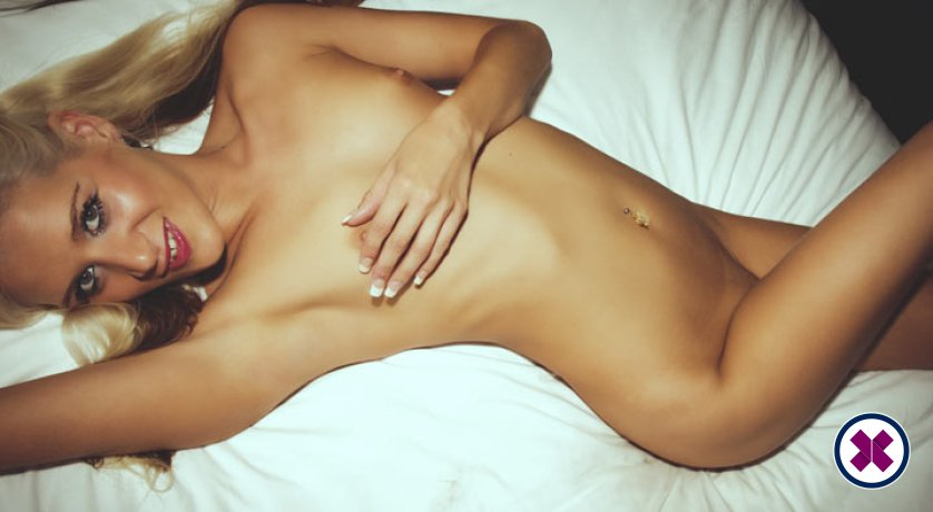 Angelique is a super sexy English Escort in London