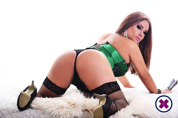 TS Justine is a very popular Costa Rican Escort in Bergen