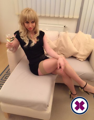 Donna TS is a hot and horny Swedish Escort from London