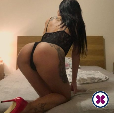 Eveline is a top quality French Escort in Westminster