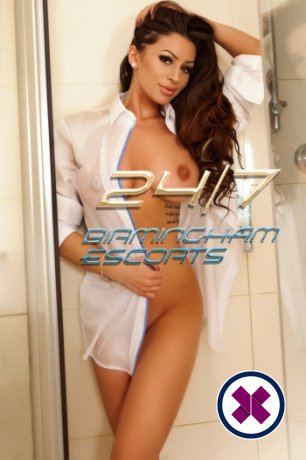 Ella is a hot and horny Romanian Escort from Birmingham