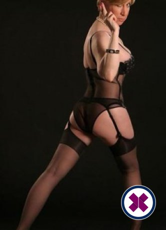 TS Frances is a hot and horny English Escort from London