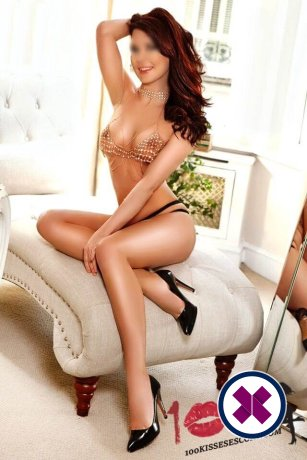 Amber is a sexy Russian Escort in London