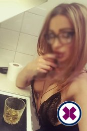 Nina is a very popular French Escort in Stockholm