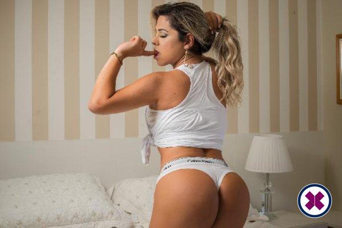 Izabella Queiroz TS är en mycket populär Brazilian Escort i Westminster