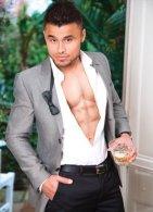Vinicius - an agency escort in London
