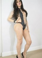 TV Megan Doll - an agency escort in London